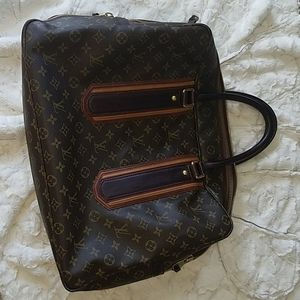 Louis Vuitton Monogram Laptop Tote Bag